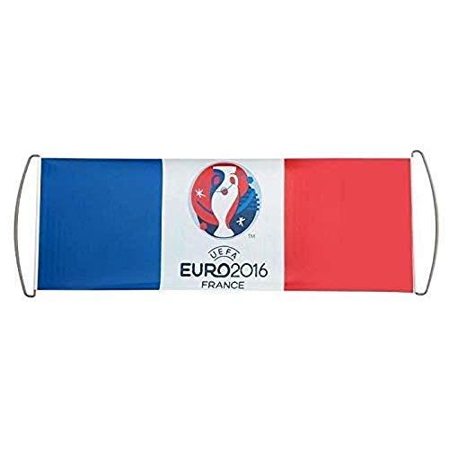 UEFA EURO 2016 Banner Rolle France EM Frankreich Offizieller Lizenzartikel Fußball Fan Deutschland