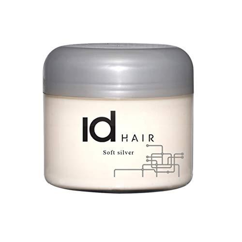IdHAIR Soft Silver - Hair Wax, 1er Pack (1 x 100 ml)