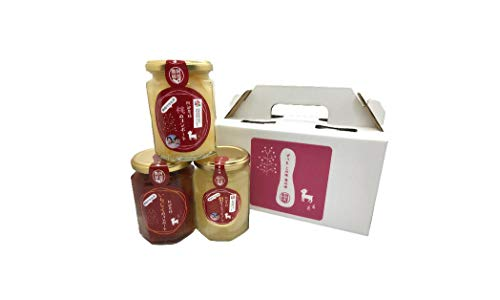 コンポートコンフィチュールチョイスセット 朝採り完熟 桃・梨・いちじくの3本ギフトセット*