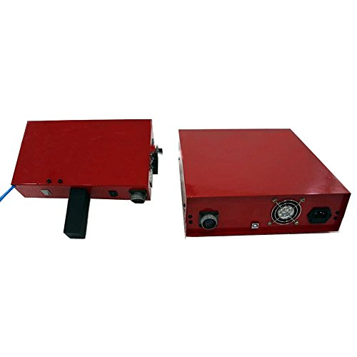 BMGIANT Protable Handle Pneumatic Metal Printer Dot Peen Marking Machine With VIN Code