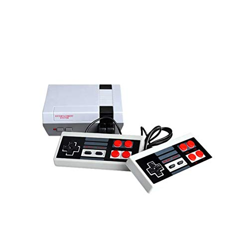 Eleckal 620 Retro Classic Video Game Console with Built-in 620 Games and 2...