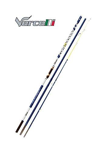 VERCELLI Oxygen Commodoro LC H Caña Surfcasting, Azul, 4.2
