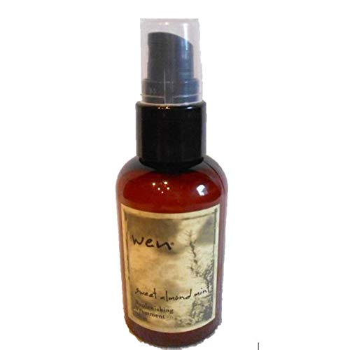 Replenishing Mist Spray for Hair, Face and Body 2 oz (Sweet Almond Mint)
