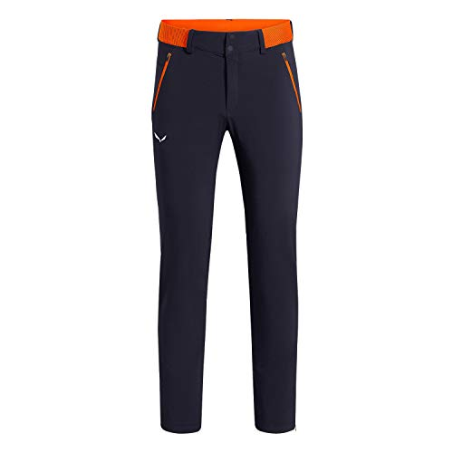 Salewa Pedroc 3 Dst M Reg, Pantaloni Uomo, Blu (Premium Navy/4570), 46/S