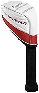 NEW TaylorMade Aero Burner 460cc Driver Headcover White/Red/Grey
