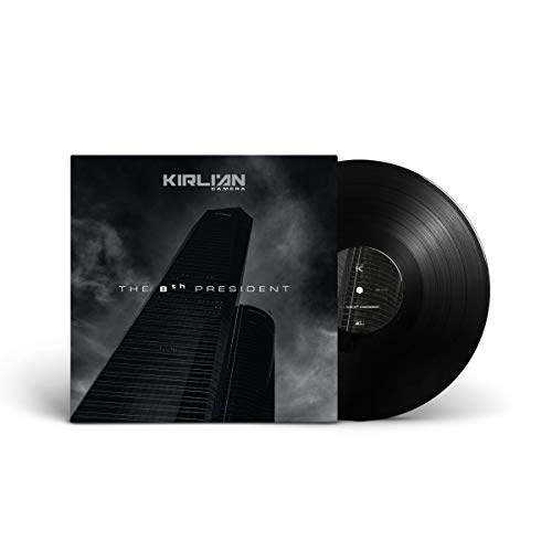 The 8th President (Ltd.Black Vinyl) [Vinyl LP]