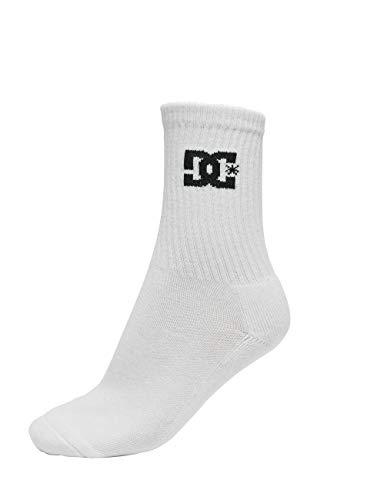 DC Shoes DC - Pack de 3 Calcetines de Deporte - Hombre - One Size
