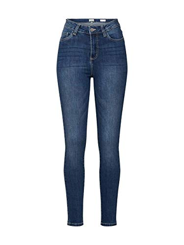 Hailys Damen Jeans LG HW C JN Talina blau S (29)