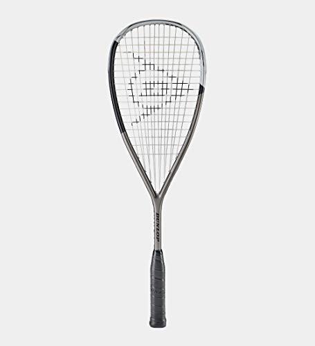 Dunlop Sports Blackstorm Titanium 5.0 Squash Racket Grey/Black/Silver