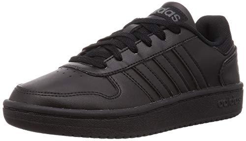 adidas - HOOPS 2.0 EE7422 - Negro, 39 1/3 EU