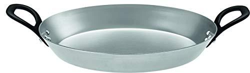 RÖSLE - Eisen-Servierpfanne - mit Gussgriffen - Ø28 cm
