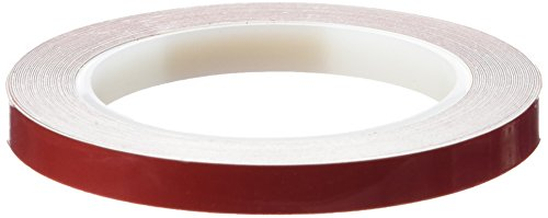 Puig 4542R Strip de 6 m, Reflectante, con Aplicador, Color Rojo
