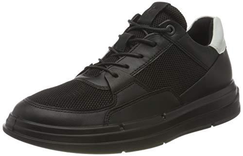 ECCO Soft X, Zapatillas Mujer, Negro y Negro, 37 EU