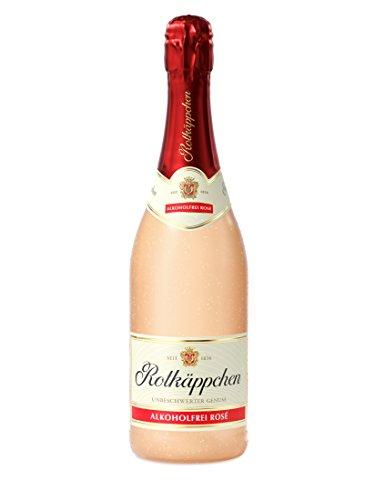 Rotkäppchen Sekt Alkoholfrei Rosé (1 x 0,75l)