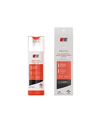DS Laboratories Revita Shampoo Anticaída y Estimulante del Crecimiento, 205 ml