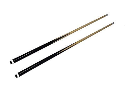East Eagle Shorty Pool Cue, 36 Inch Short Wooden Stick 1-Piece Hardwood Billiard/Pool House Cue