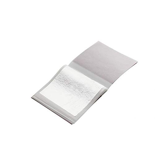 10 Feuille d/'or 95 mm X 95 mm Comestible Alimentaire