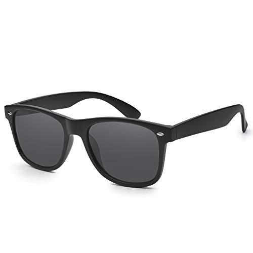 Jcerki Polarizing Nearsighted Sunglasses Tinted Gray -2.00 Strengths Men Women Myopia Distance GlassesThese Are Not Reading Glasses