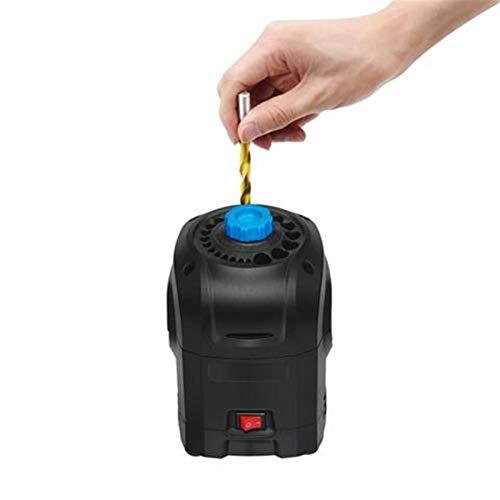 Afilador de brocas eléctrico multifuncional profesional/máquina de pulir de brocas herramienta de afilado de 3 a 12 mm