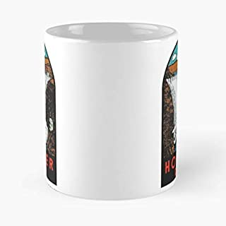 Hoover Dam Vintage Travel Decal - Coffee Mug Best Gift 11 Oz Father Day