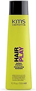 Kms California Hairplay Texturising Shampoo (300ml) (Pack of 6) - カリフォルニアのテクスチャーシャンプー(300ミリリットル) x6 [並行輸入品]