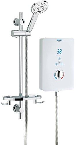 Bristan BL385 W 8.5 kW Bliss 3 Electric Shower - White