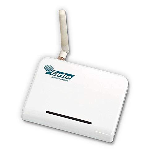 farho Modulo Internet Nexho Modulo per Il Comando di Radiatori Elettrici, l'opzione di Wi-Fi, Oltre a Molti Altri Moduli della Domotica Nexho ··· Calefeccion Smart