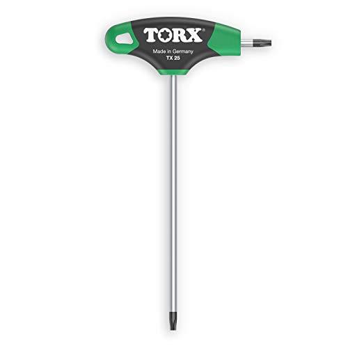 TORX® 70525 T-Griff Schraubendreher TX25, mit Duplex Grip — Made in Germany