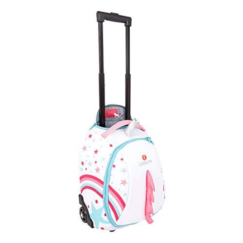 LittleLife Kinderkoffer 20 Litres Eenhoorn