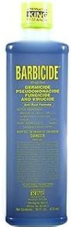 Barbicide Disinfectant, Blue