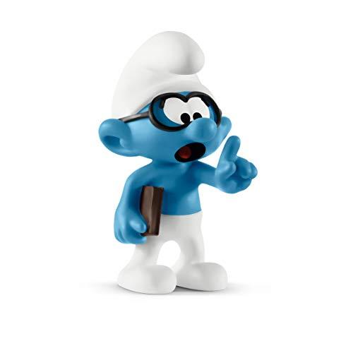SCHLEICH 20812 Smurfs Spielfigur, Mehrfarbig