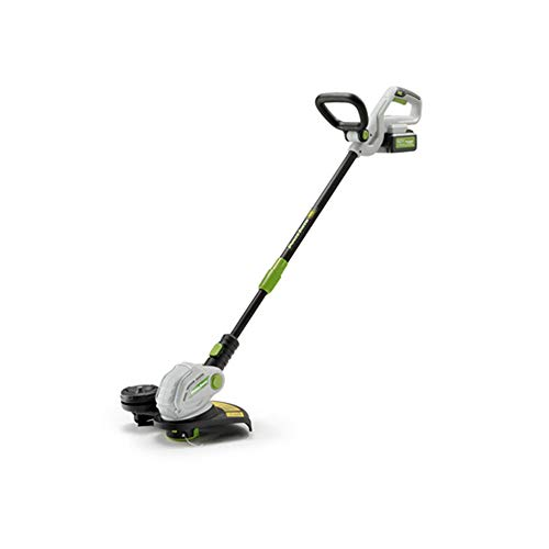 POWERSMITH Cordless Weed String Trimmer and Edger with 40V Battery and Charger