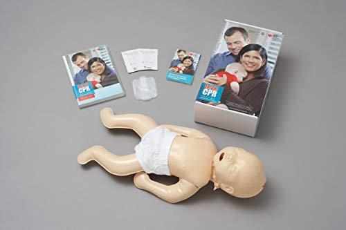 レールダル ミニベビー(minibaby) 乳児CPR学習キット ガイドライン2010対応