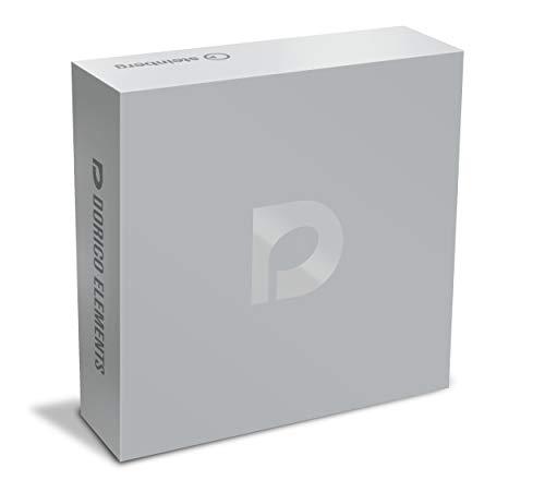 Steinberg Dorico Elements 2 - Software de edición de audio/música (Plurilingüe, 1 licencia(s), Windows 10, Mac OS X 10.11 El Capitan, Mac OS X 10.12 Sierra, Mac OS High Sierra (v.10.13), PC/Mac)