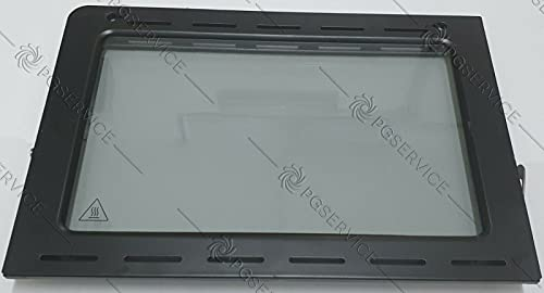 Moulinex T-Fal Puerta Marco Cristal Bisagras horno Optimo 39L OF4858 OX4858