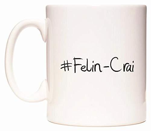 #Felin-Crai Taza por WeDoMugs®
