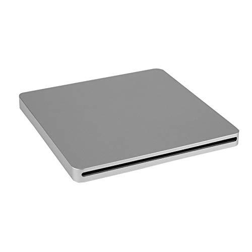 CUTULAMO Quemador De CD Externo, Fácil De Usar Plug and Play Grabador De DVD Externo para Computadora Portátil para Computadora