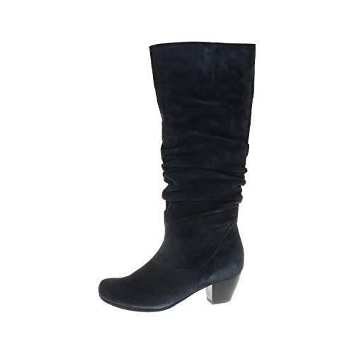 HÖGL damesschoenen laarzen donkerblauw 01048323500