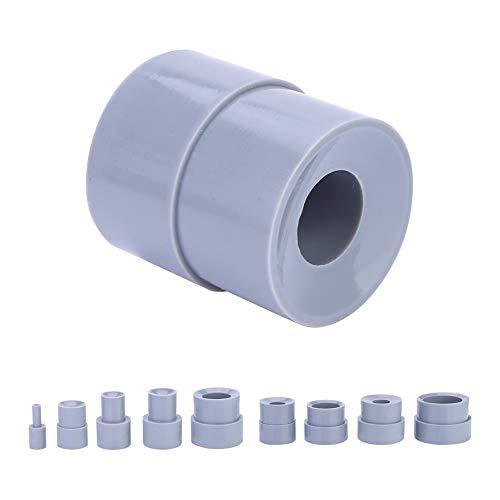 Mugast 9Pcs Camera Lens Repair Tool Ring, 8-83mm DSLR Objektive Entfernung Gummi Zubehör für Fast alle Größen Kameras