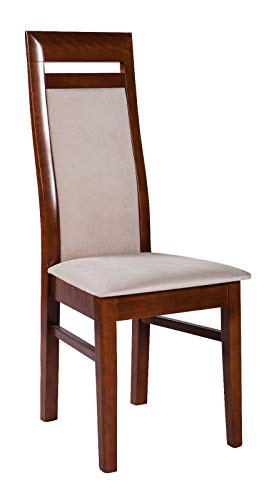 Möbel Gregor Esszimmerstuhl Massivholzstuhl Wohnzimmerstuhl Stuhl Eigenproduktion KR-268 (KIRSCHBAUM)