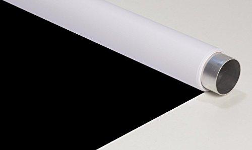 Fondo de Vinilo Reversible Negro-Blanco 150x420cm