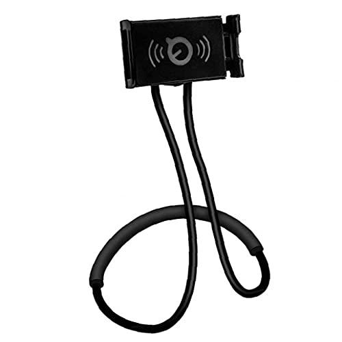 Tuimiyisou Neck-montado Soporte para teléfono móvil Soporte para teléfono móvil Perezoso Tableta Flexibles teléfono móvil Brazo Largo