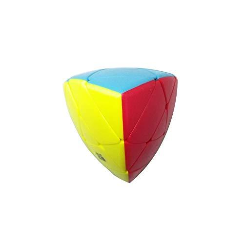 Ludokubo Cubo Qiyi Mastermorphix tetraedro 3x3 - stickerless