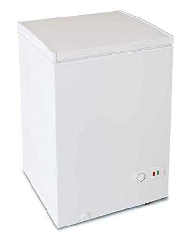 CONGELADOR ARCON HORIZONTAL 100 LITROS INFINITON (A+, Dual SYSTEM, Blanco, Control de temperatura, Cesta, Independiente)