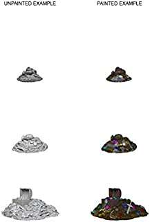 Wizkids Unpainted Miniatures - Treasure Piles