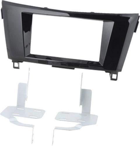 ADNAuto 62709 Kit 2Din -Acenta-Ap14-Noir Brillant