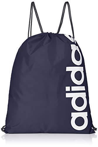 adidas Lin Core GB Bolsa De Deporte, Unisex Adulto, Tinley/Tinley/Blanco, Talla Única