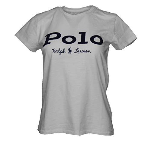 Ralph Lauren Camiseta para mujer. Blanco L