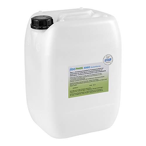 FidoPhos 4060 20 Ltr. Dosierlösung (Alternative zu Grünbeck Exados grün)