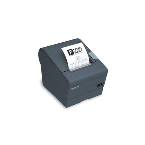 EPSON, TM-T88V, THERMAL RECEIPT PRINTER - ENERGY STAR RATED, EPSON DARK GRAY, US (Renewed) Hawaii